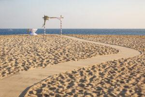 Pedregal beach cabo beach weddings
