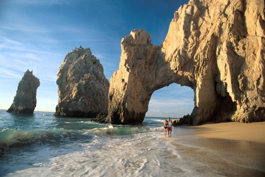 Honeymoon in Cabo San Lucas