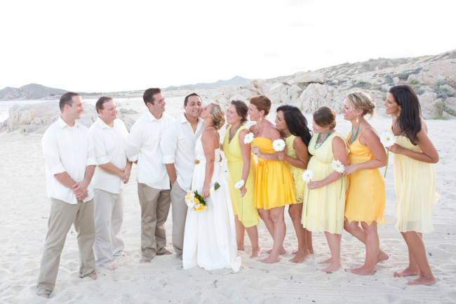 Wedding in Cabo