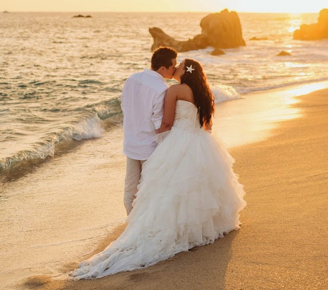 Tie The Knot With The Tides
